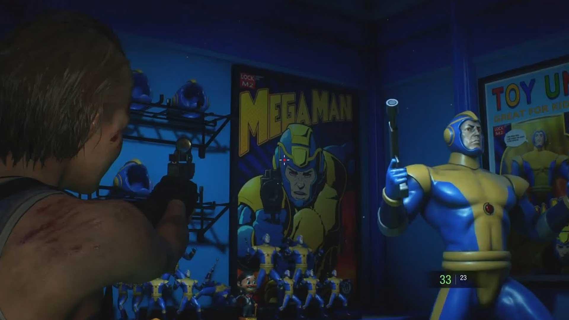 Мега-Человек / Призраки и Гоблины