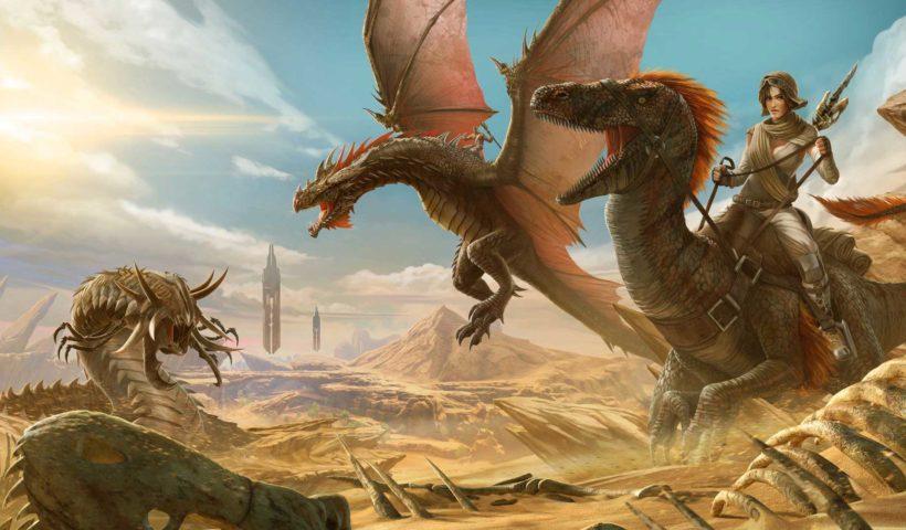 Ark: Survival Evolved лови халяву бесплатно в магазине Epic Games!