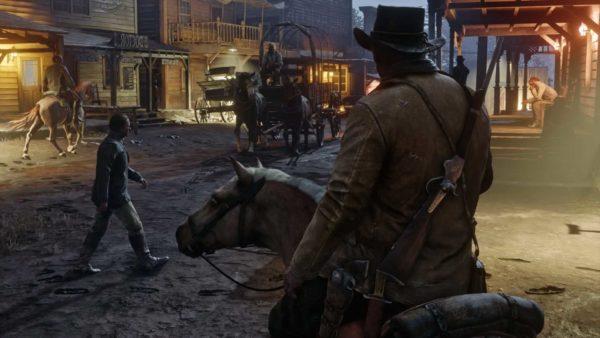 Написание нового сюжета для Red Dead Redemption 3