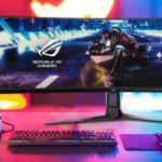 Asus собирается выпустить первый игровой монитор