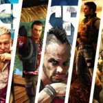 Игры Far Cry оцениваю от худшей части к лучшей