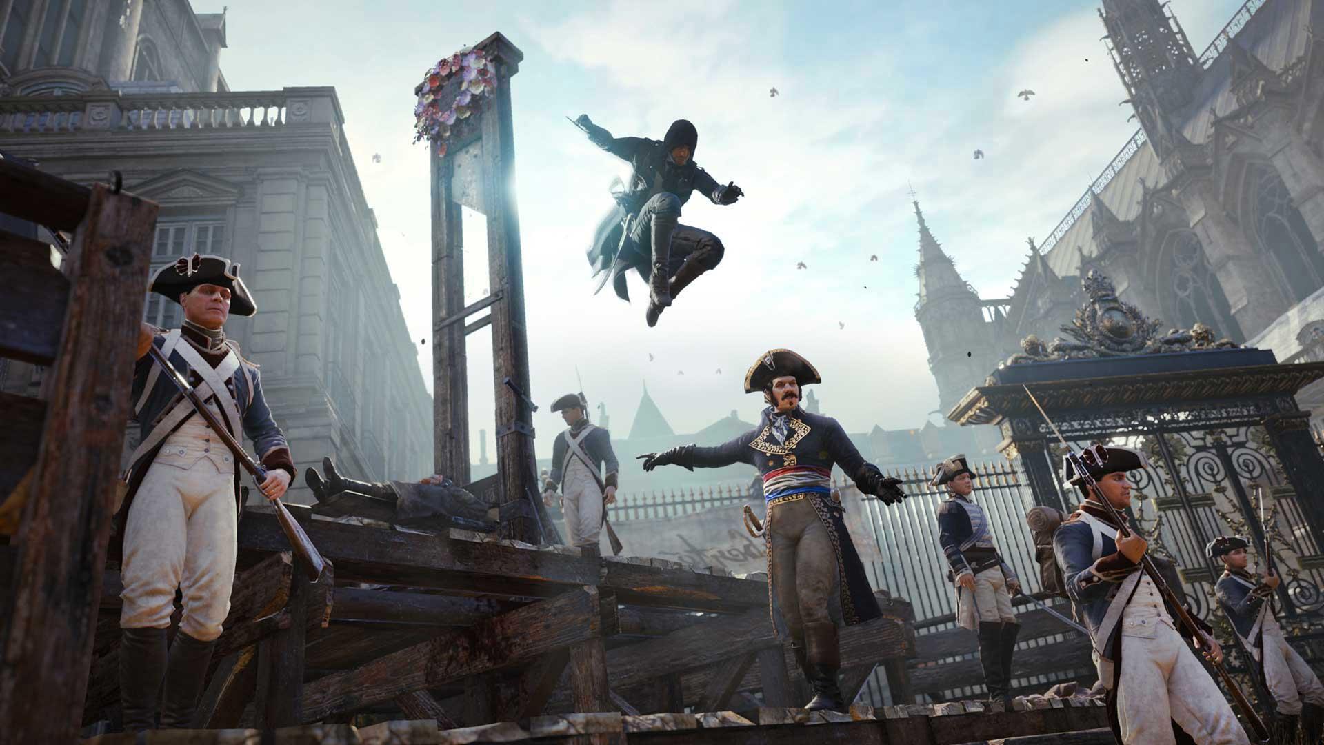 Руководство по загадке Нострадамуса в игре Assassin's Creed Unity (Терра)