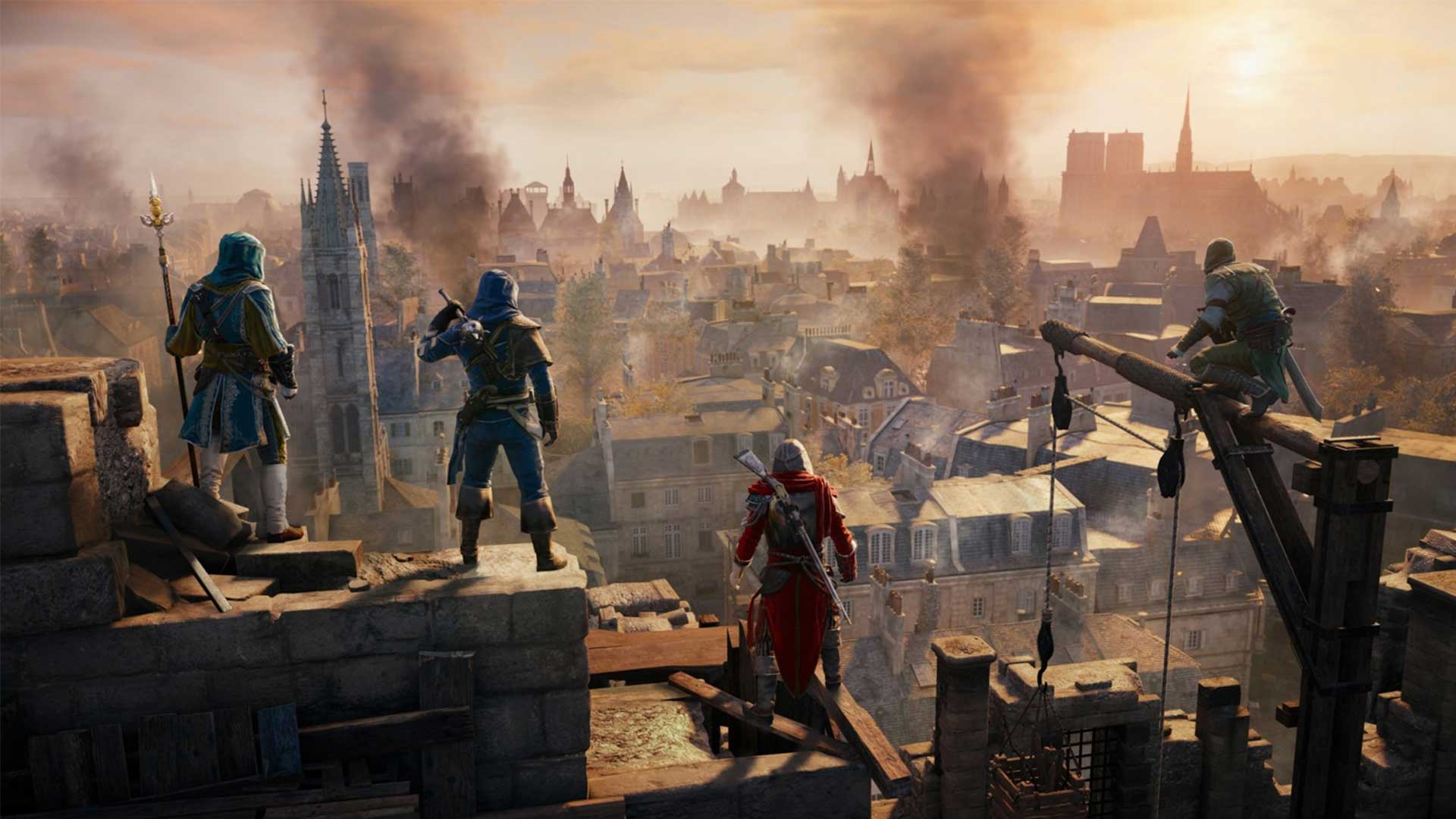 Руководство по загадке Нострадамуса в игре Assassin's Creed Unity (Венера)