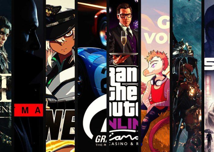 Список игр на PlayStation 5 Часть 2