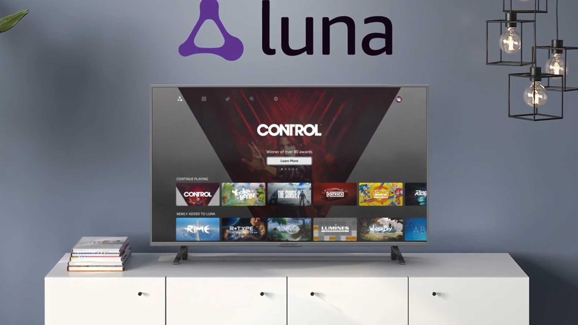 Luna games