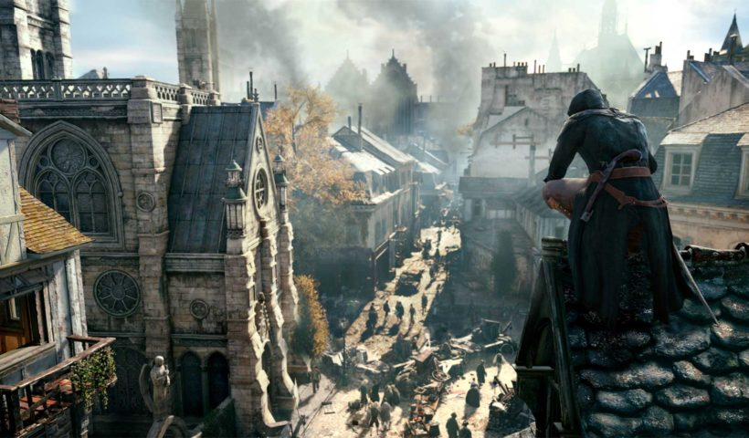 Руководство по загадке Нострадамуса в игре Assassin's Creed Unity (Скорпион)