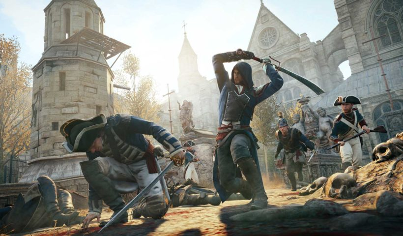 Руководство по загадке Нострадамуса в игре Assassin's Creed Unity (Весы)