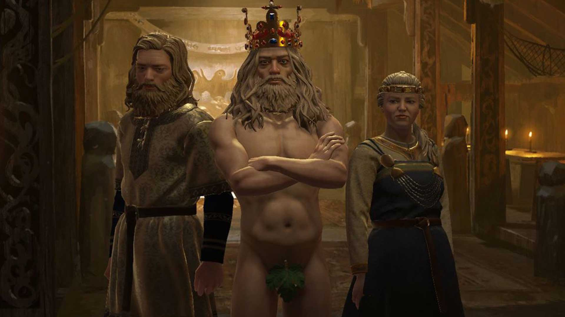 7 интересных и необычных персонажей Crusader Kings 3, которых стоит попробовать