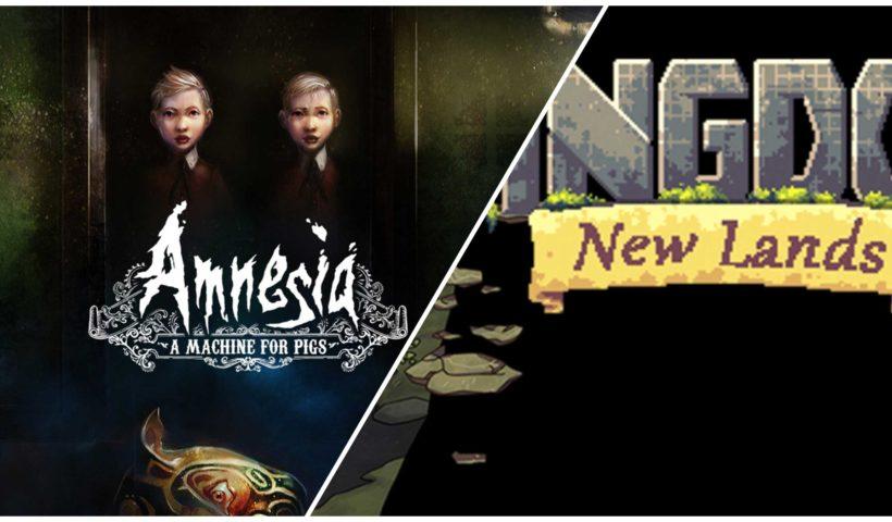 Бесплатные игры на этой неделе от Epic Games!