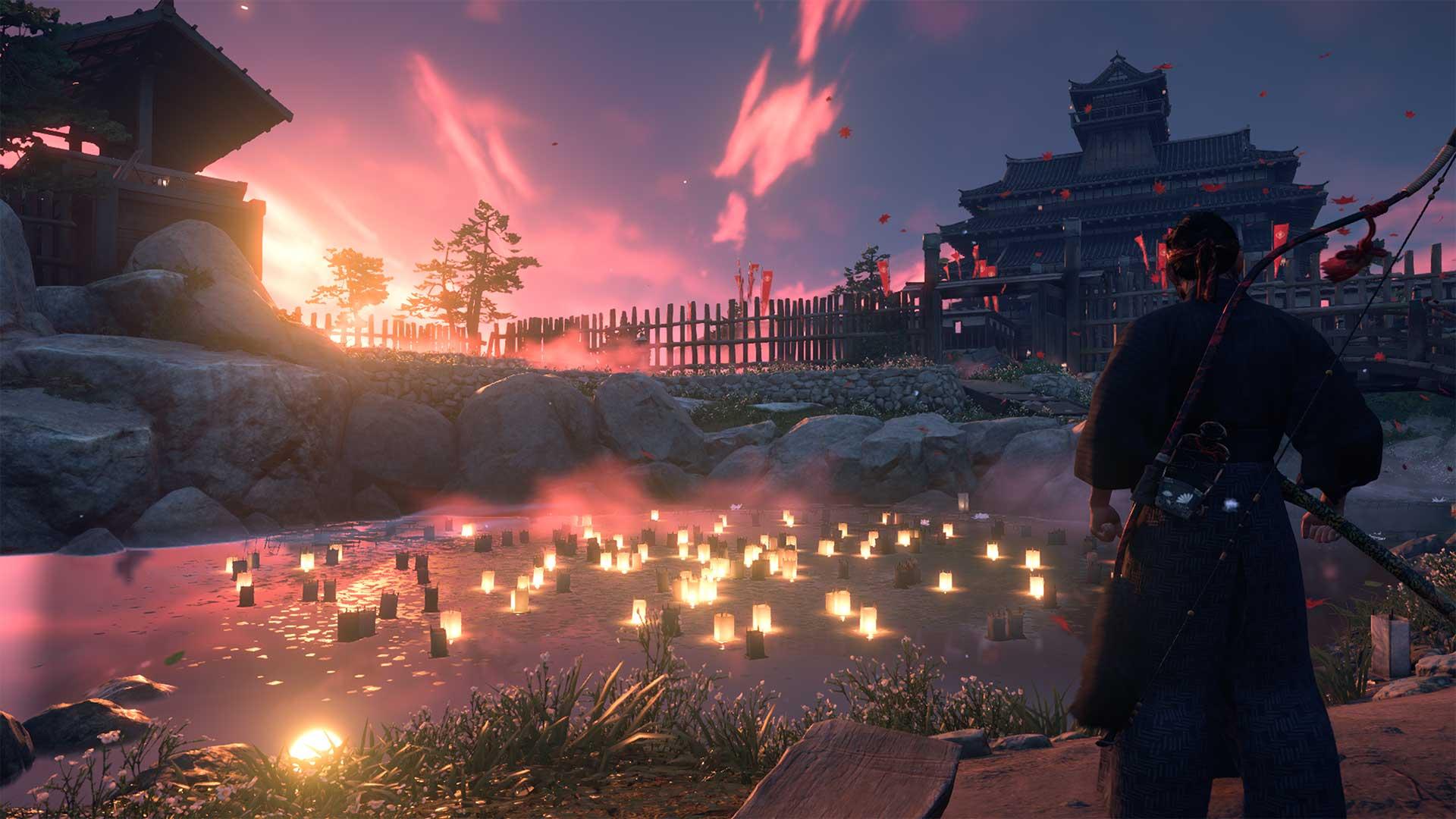 Руководство по игре Ghost Of Tsushima - Как завершить все мифические сказки