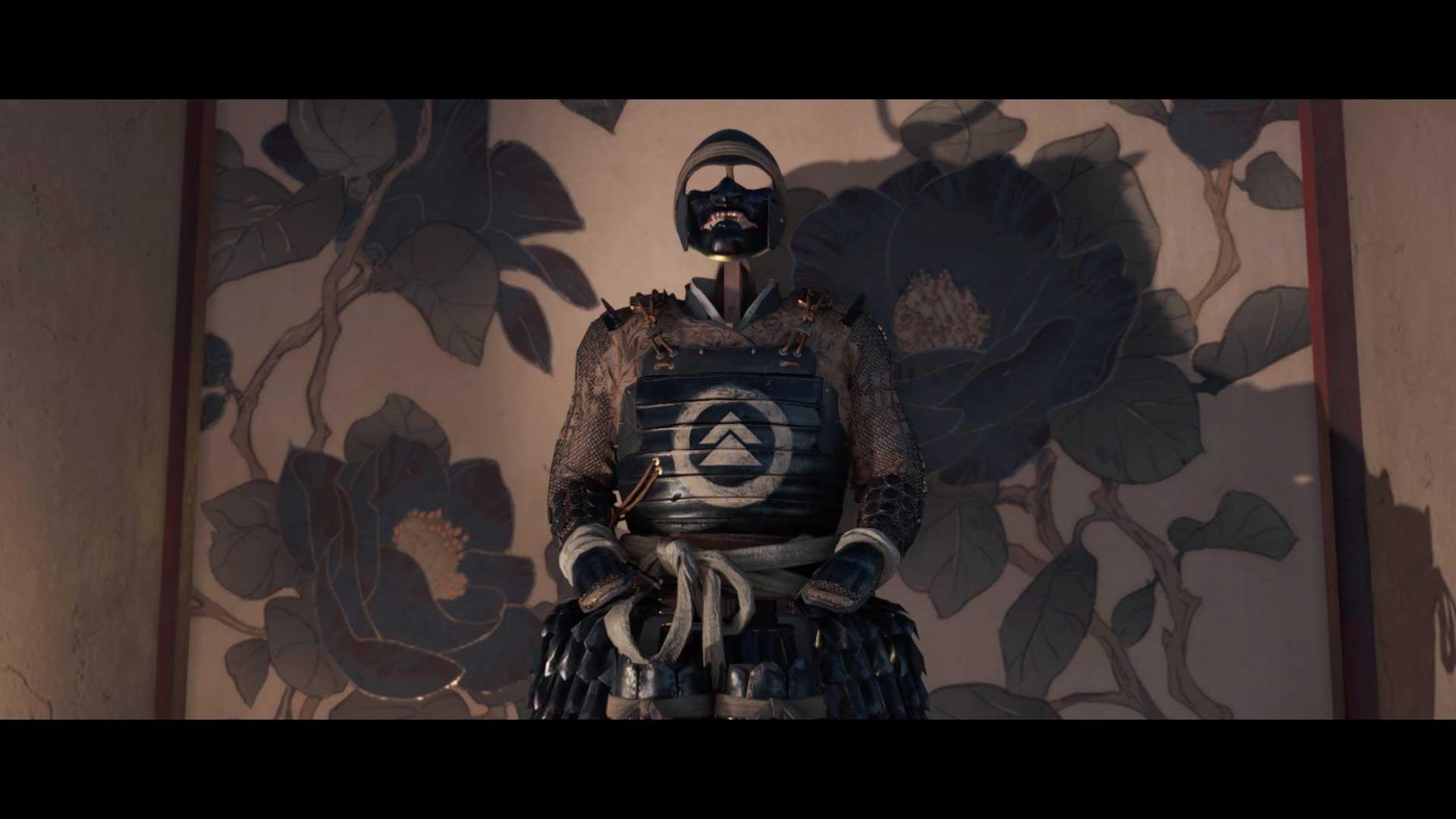 Доспехи клана Сакаи