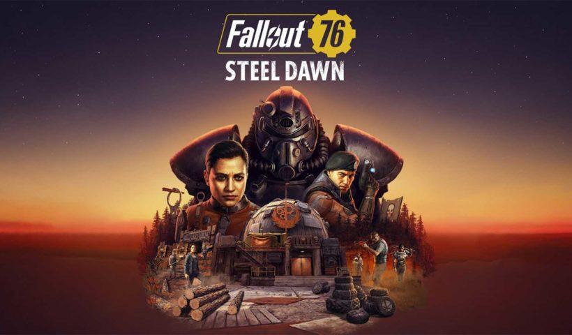 Братство стали скоро выйдет из тени в Fallout 76