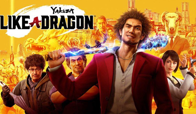 Yakuza: Like A Dragon вышел новый трейлер