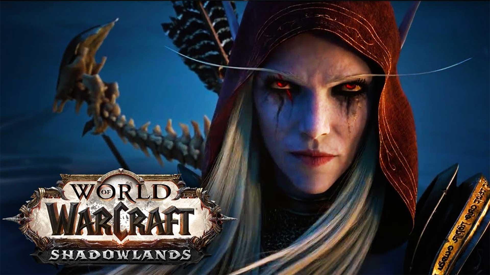 World of Warcraft: Shadowlands отложена до конца этого года.