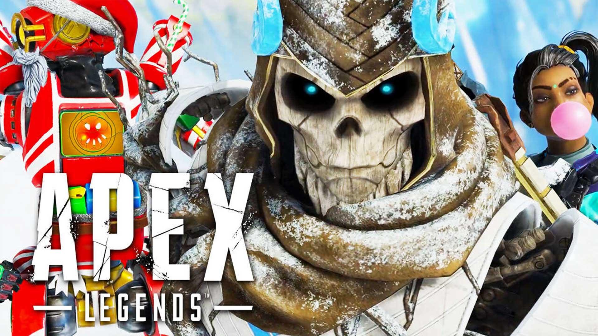 Событие Apex Legends Holo-Day Bash стартует уже на следующей неделе