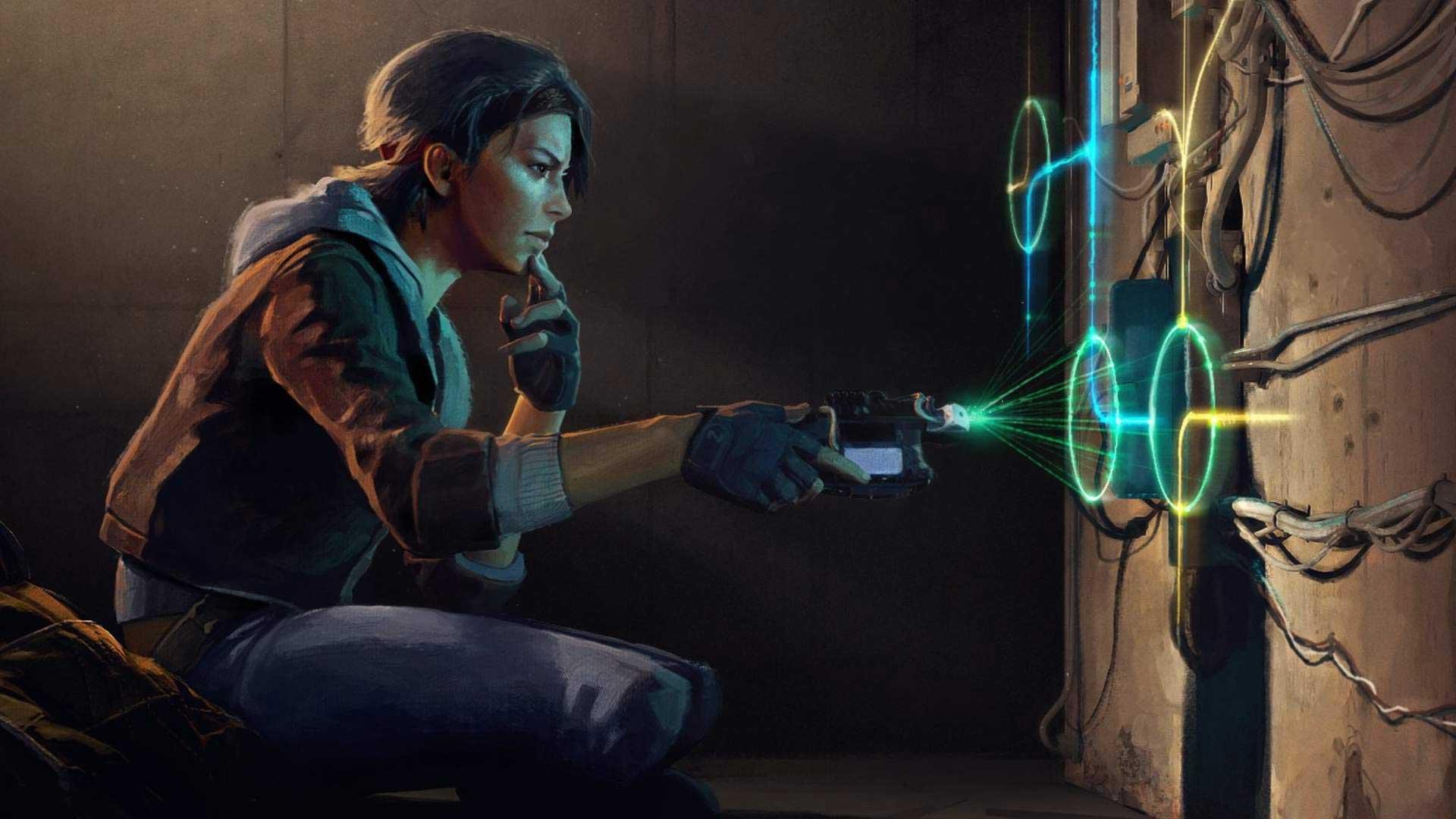 Half-Life: Alyx получит новое обновление
