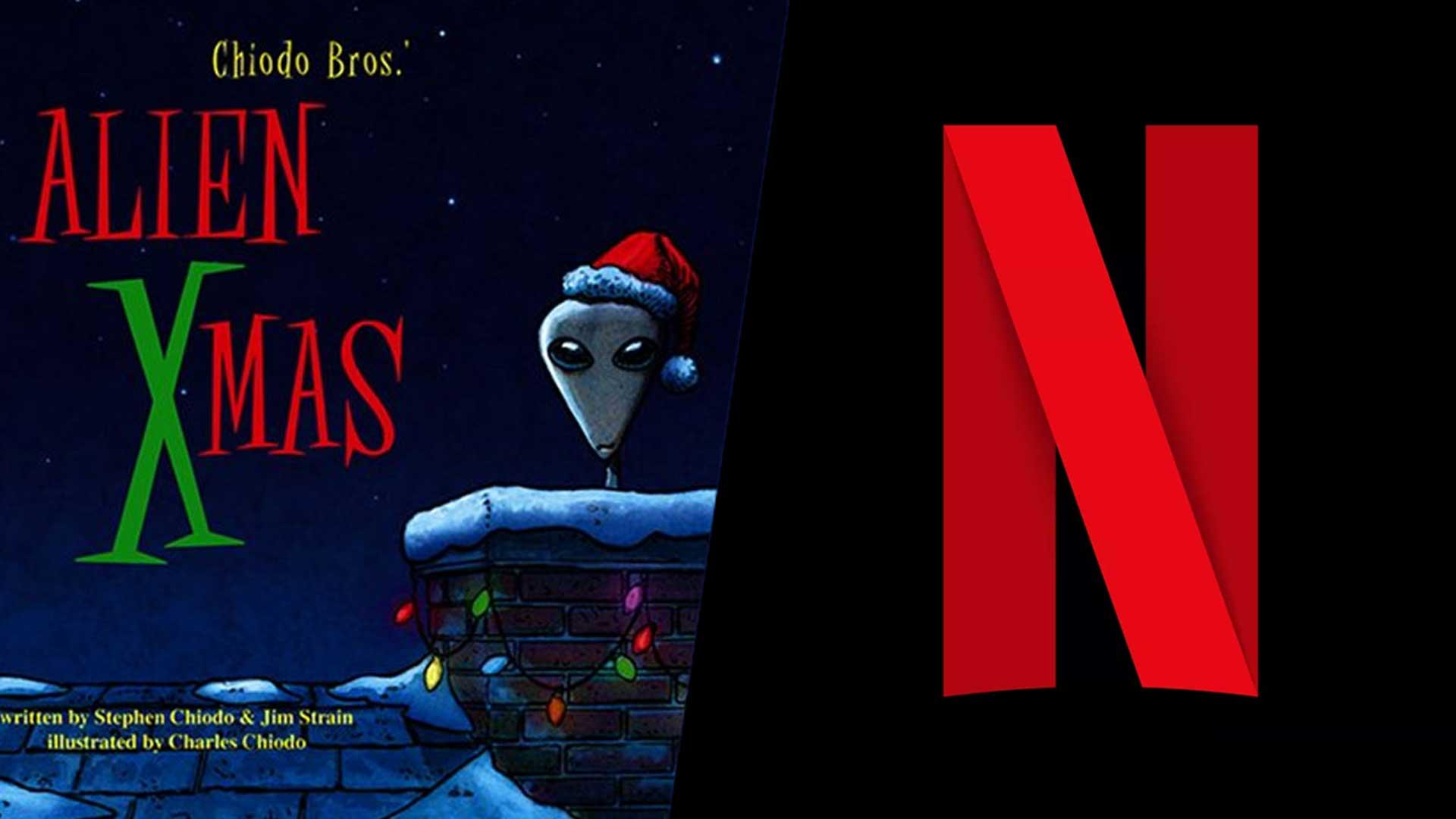 """""""Alien Xmas"""" от Netflix - это новый фильм о Гринче"""