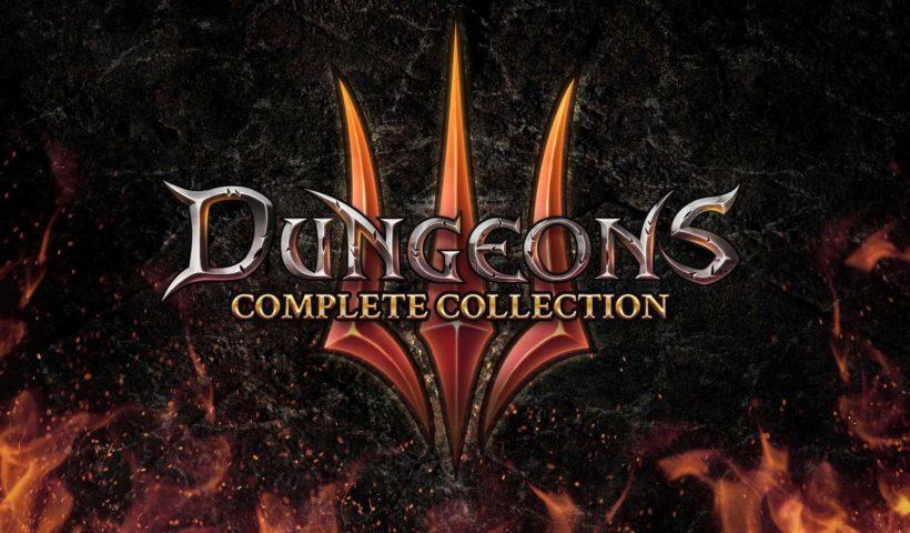 Забирай халяву на Epic Games! Dungeons 3