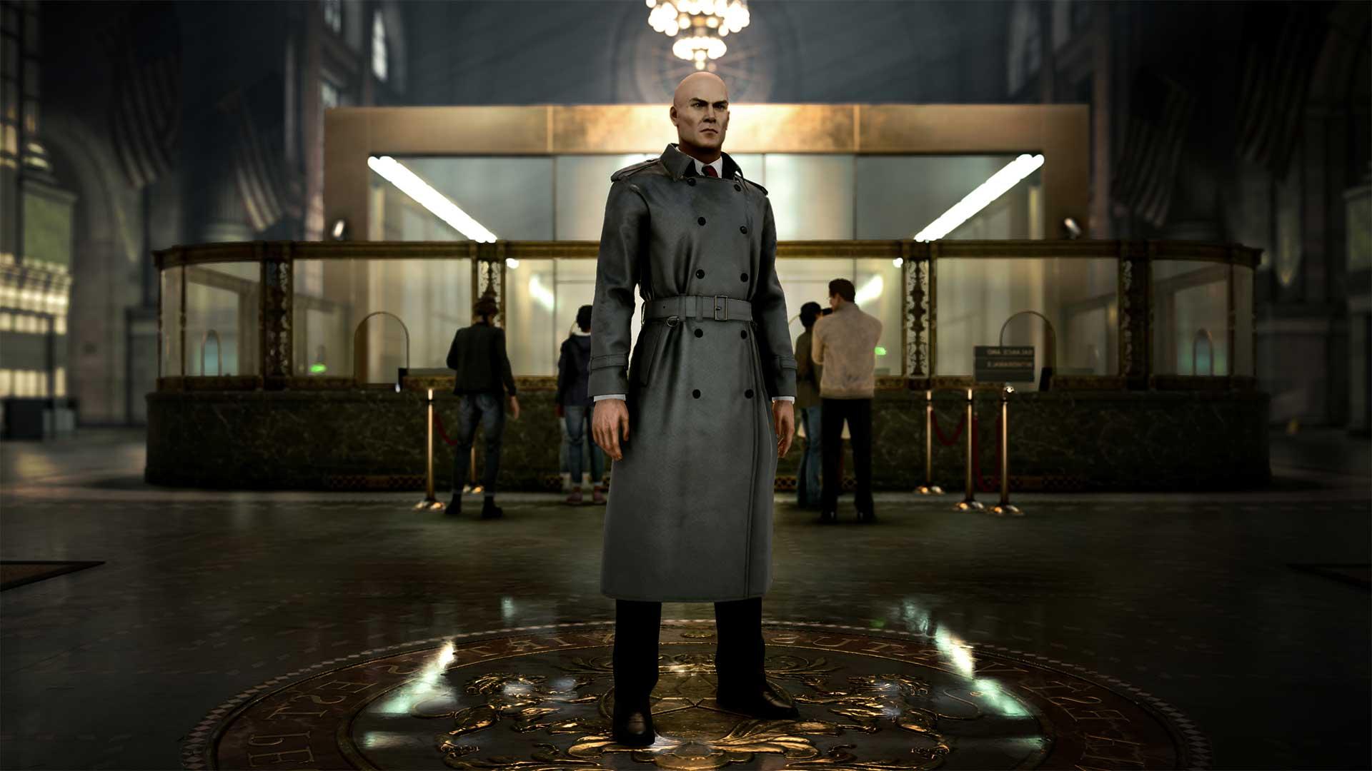 """У агента 47 есть и """"нормальные"""" человеческие качества."""