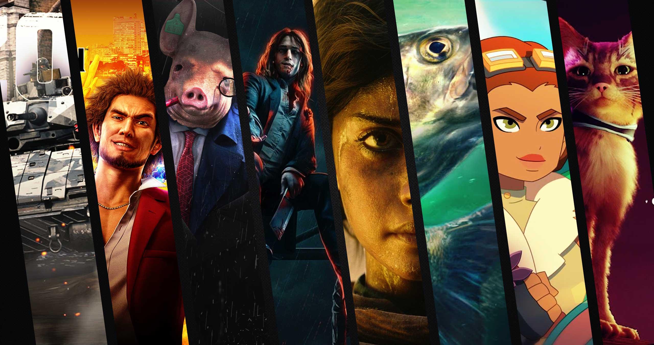 Игры которые мы заслужили на PlayStation 5 (Часть 5)