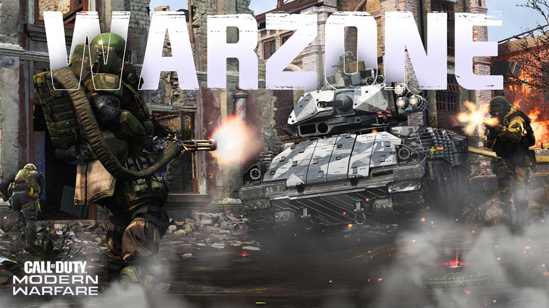 Call of Duty: Modern Warfare/Warzone