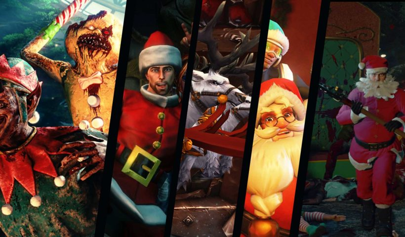10 самых популярных видеоигр про Санта-Клауса