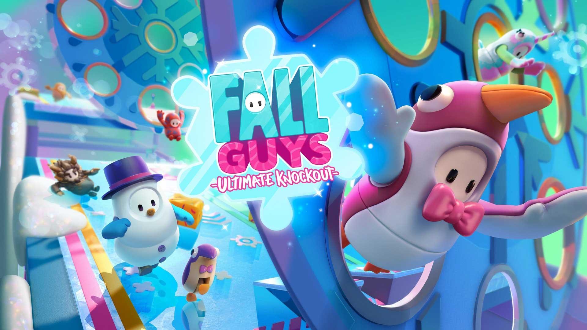 Fall Guys - Лучшая поддержка сообщества