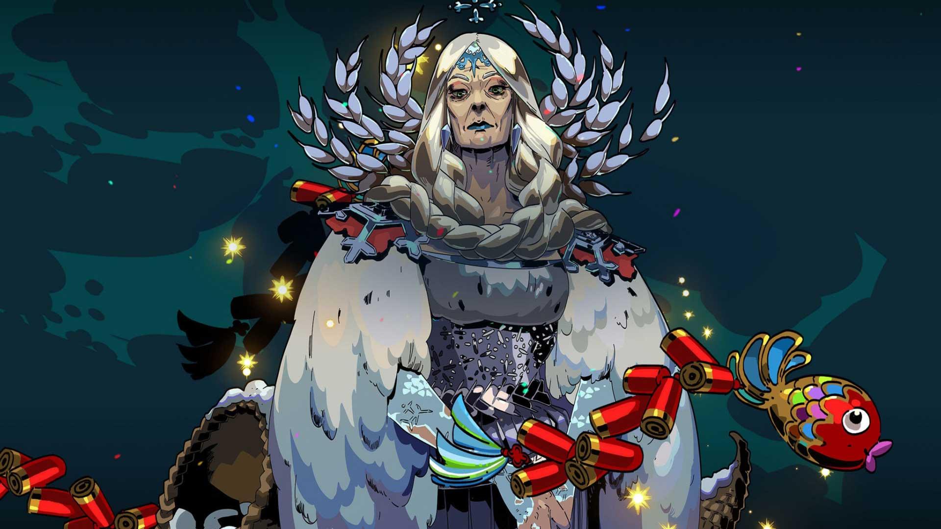 Hades - Лучшая экшн-игра
