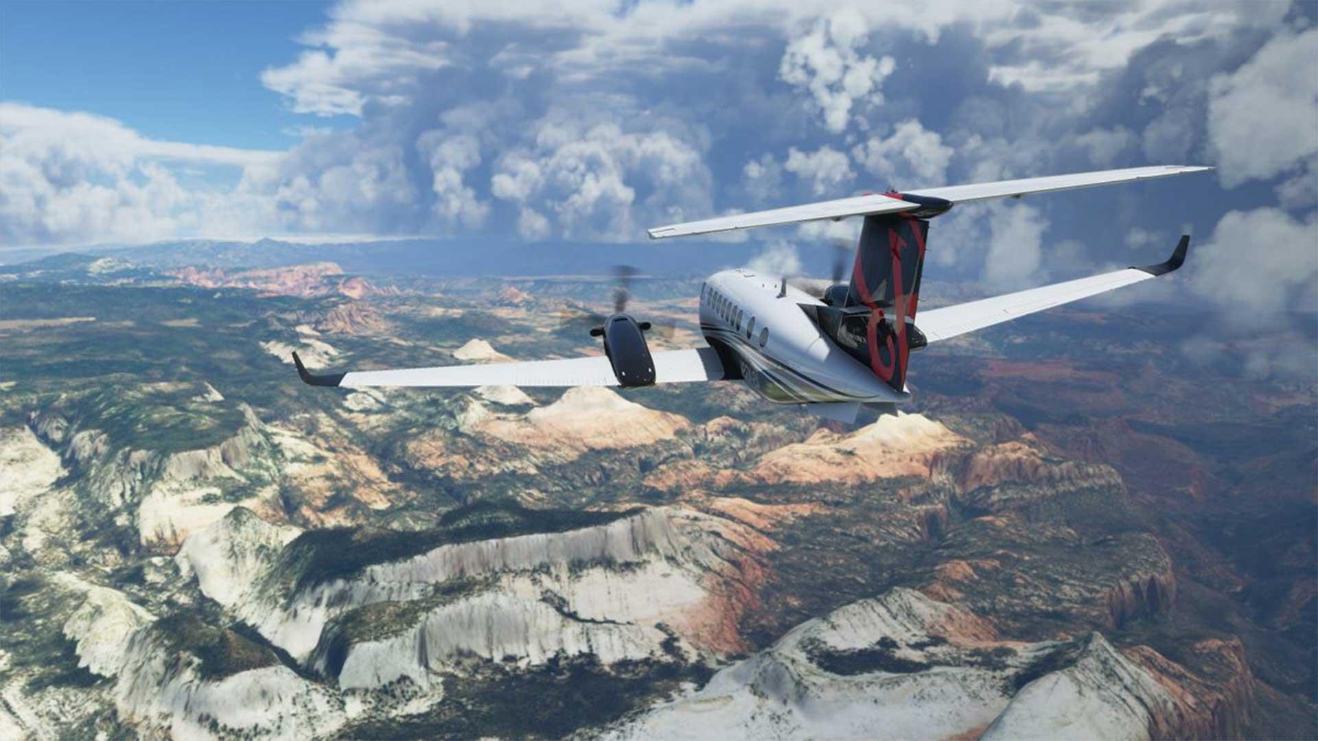Microsoft Flight Simulator - Лучший симулятор