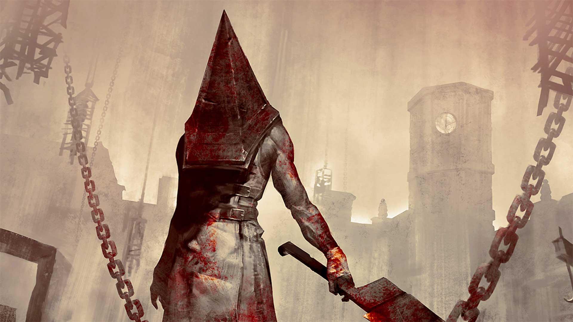 Новая игра от создателя Silent Hill