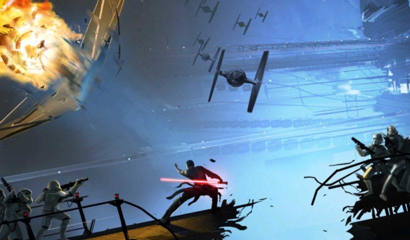 Обзор игры Star Wars: The Force Unleashed. Стоит играть в 2021 году?