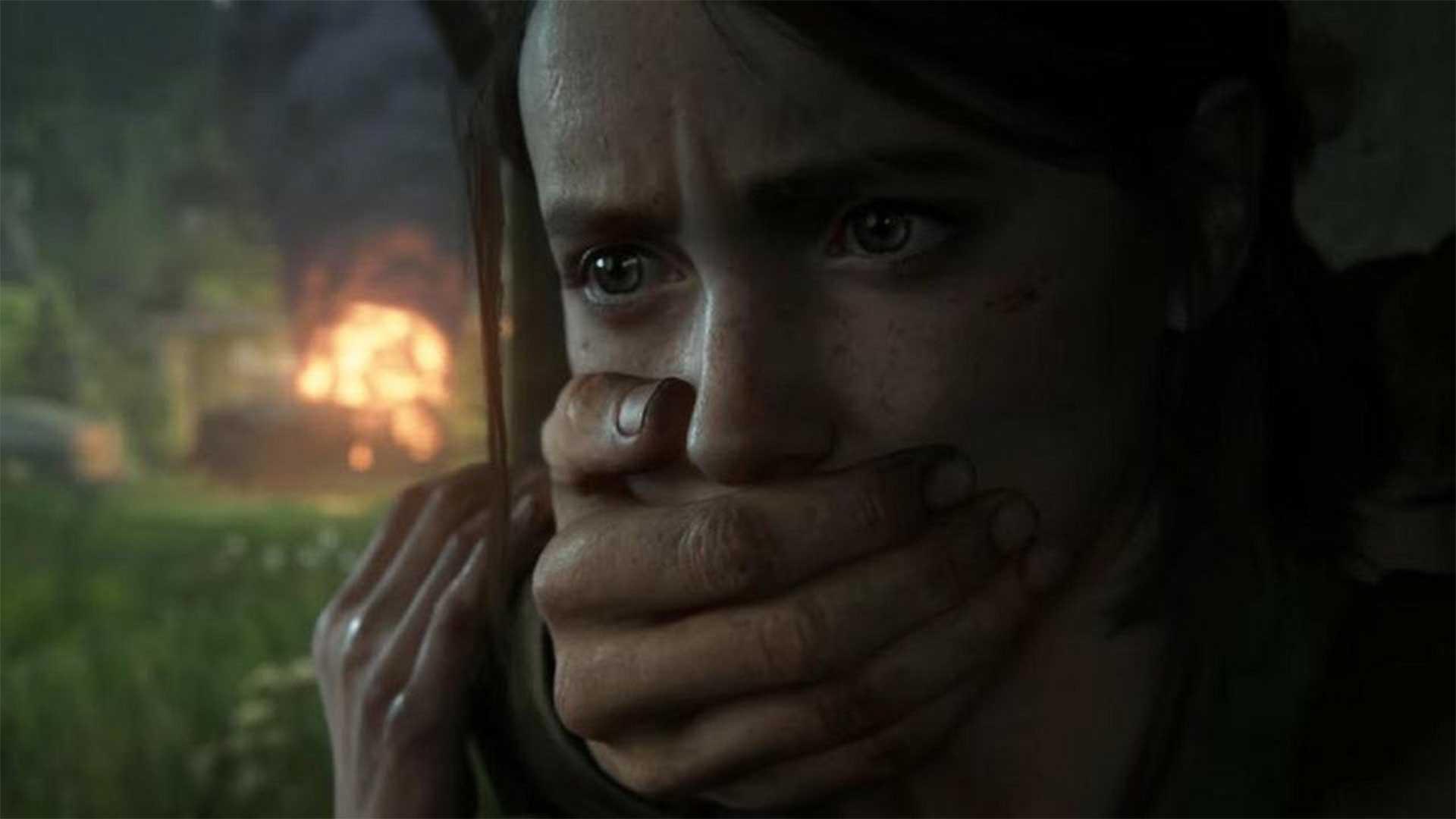 The Last of Us Part II Лучшая приключенческая экшен-игра