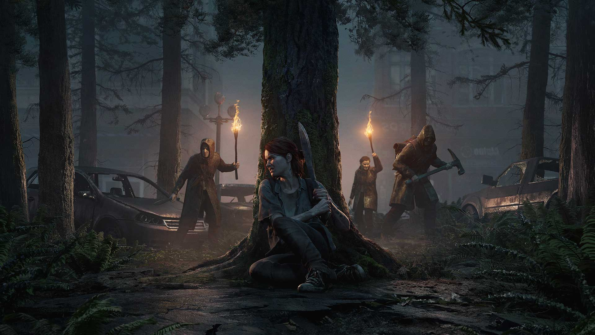 The Last of Us Part II - Игра года
