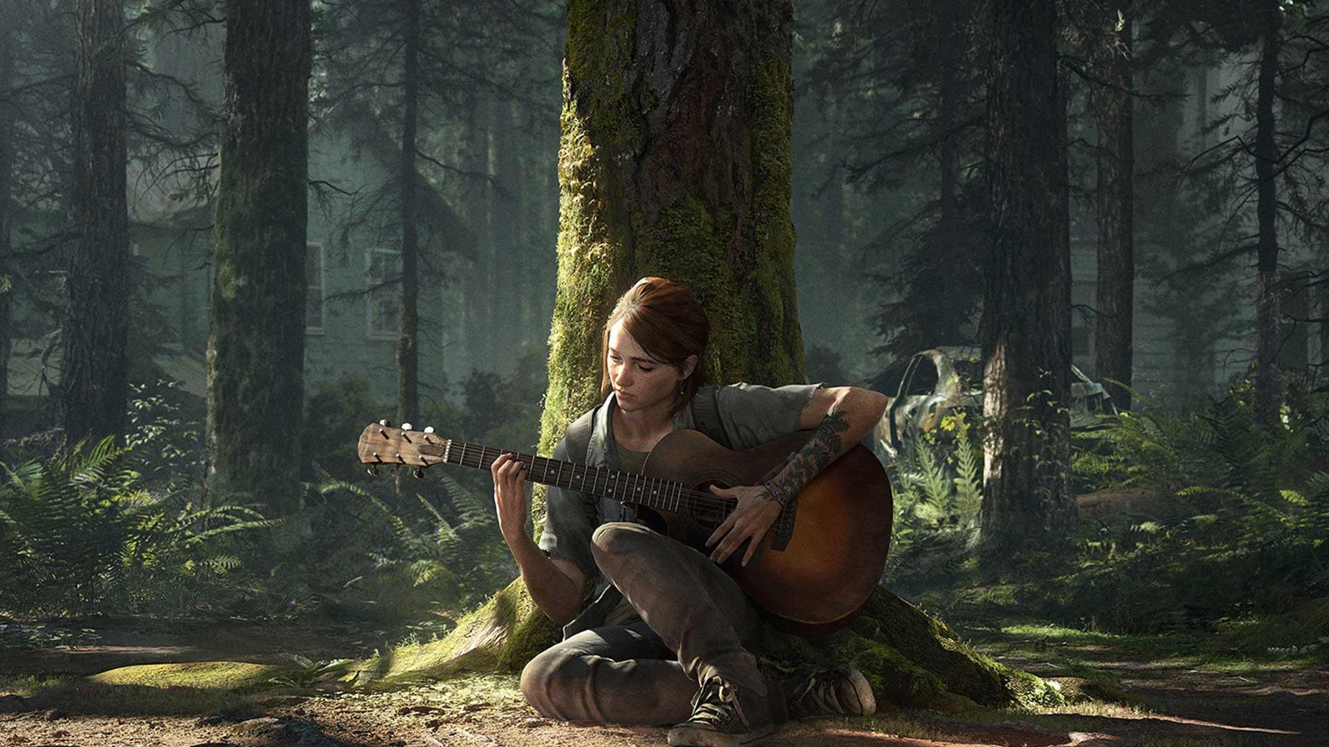 The Last of Us Part II-Лучшая игровая режиссура