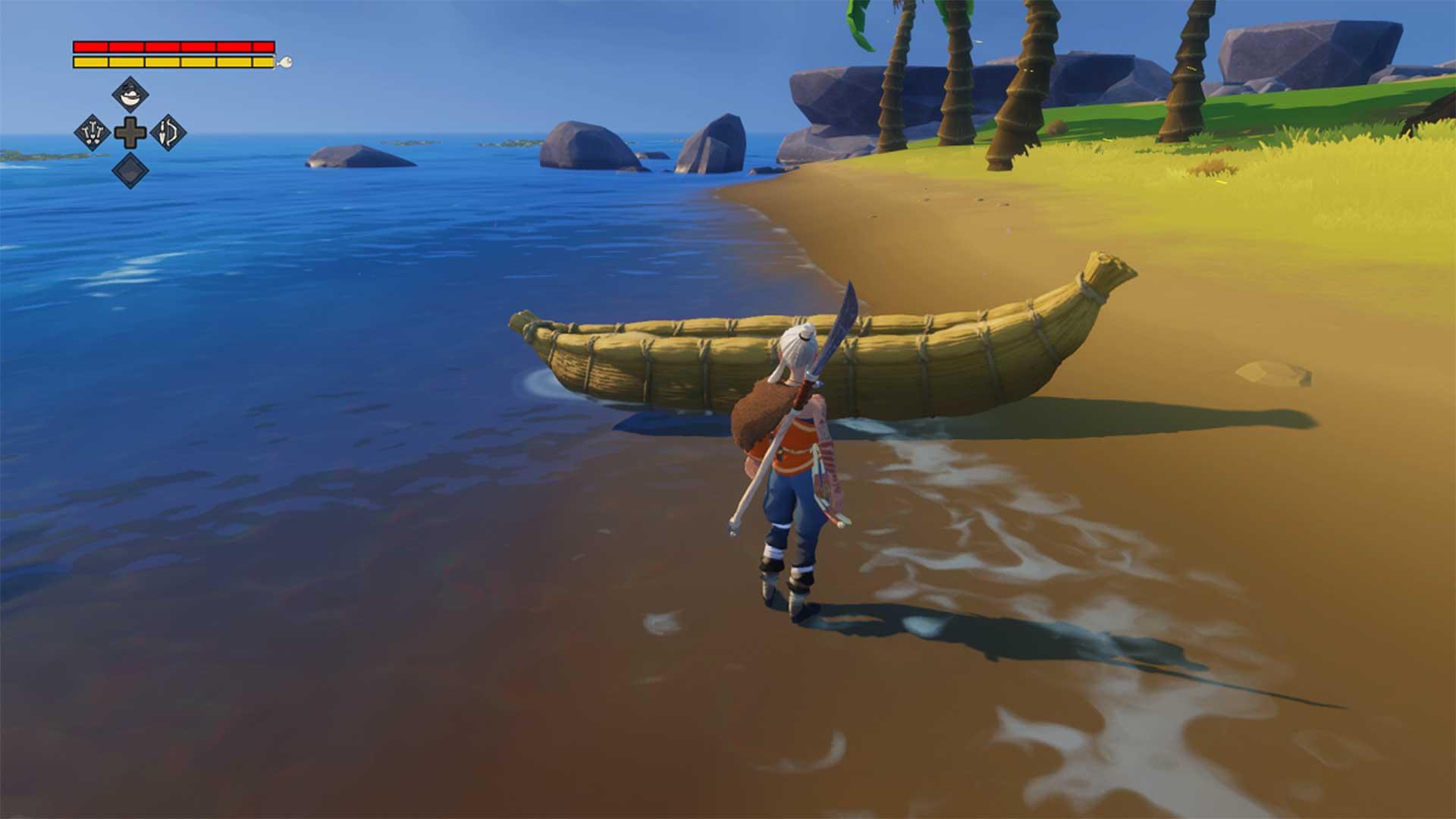 Найдите свою потерянную лодку
