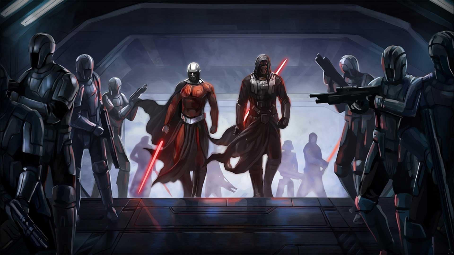 Star Wars: Knights of the Old Republic находится в разработке