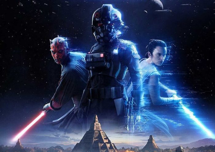Star Wars Battlefront 2: Celebration Edition бесплатно!