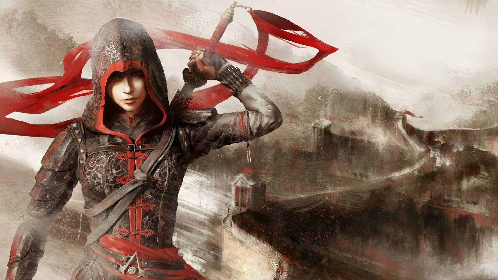 Assassin's Creed Chronicles: China можно взять бесплатно