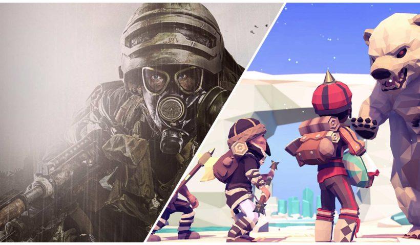 Бесплатные игры в Epic Games Store