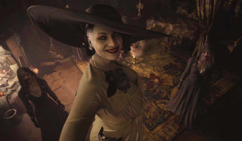 Официальный рост женщины-вампира из Resident Evil