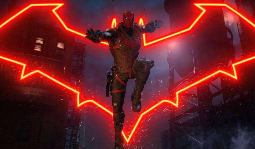 Gotham Knights отложили до 2022 года