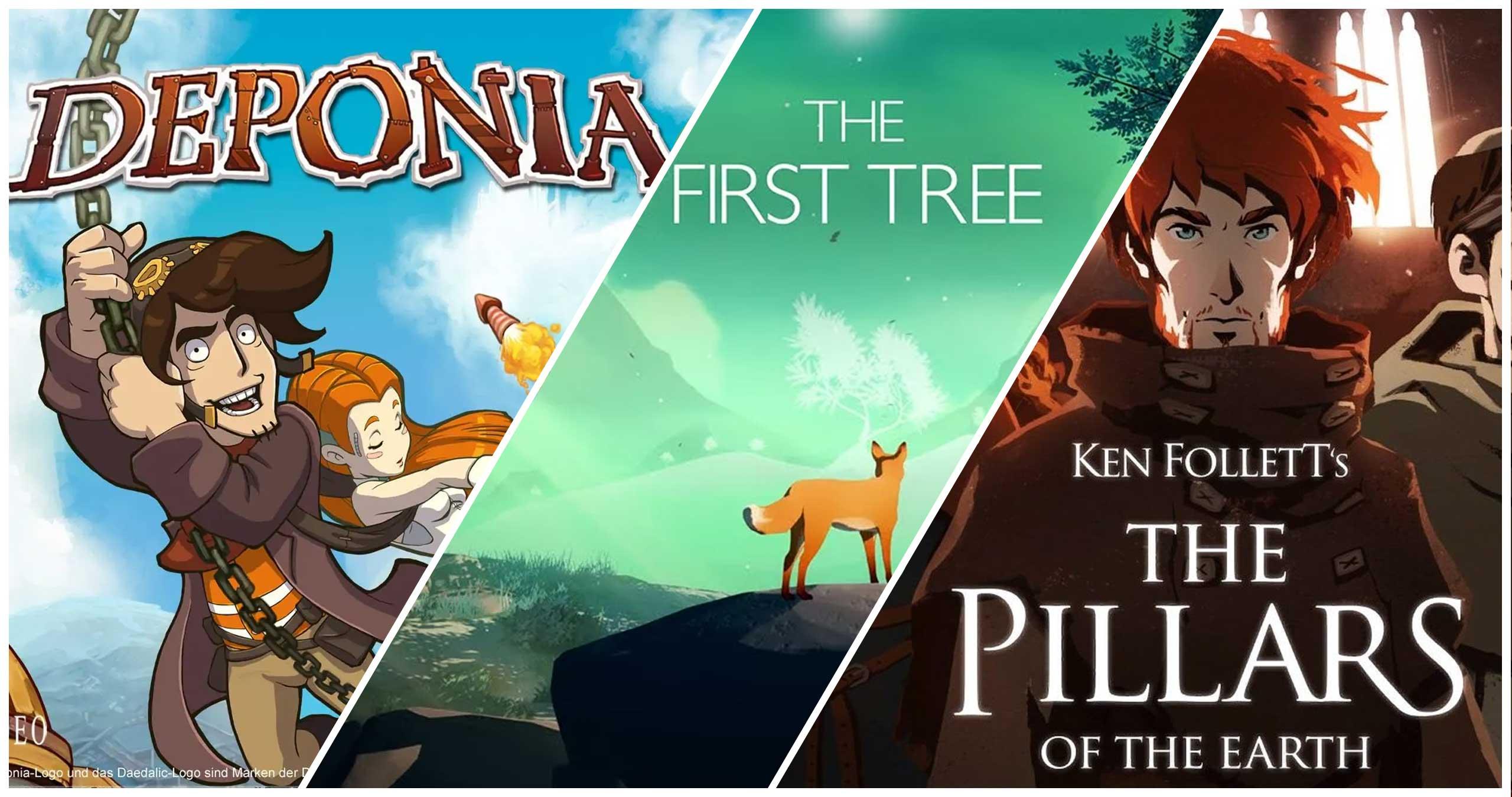 Получите 3 бесплатные игры от Epic