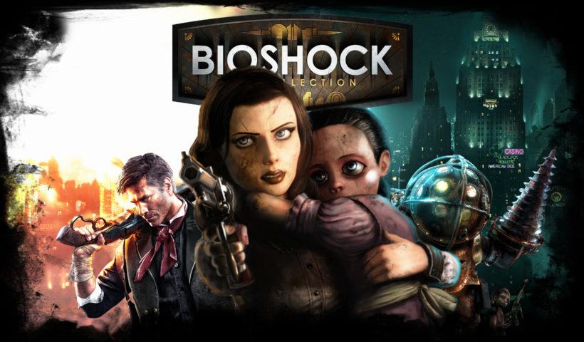 Следующая игра Bioshock будет с открытым миром