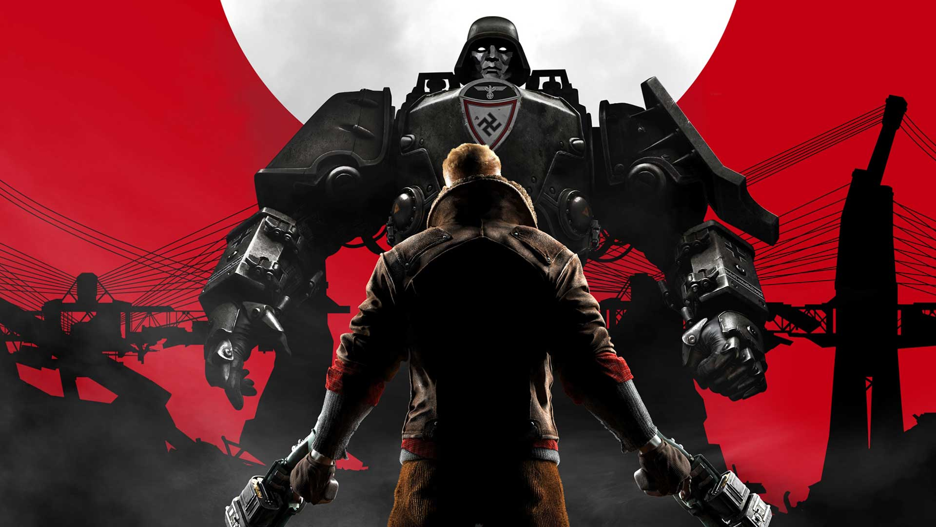 Гайд по игре Wolfenstein: The New Order - глава 4