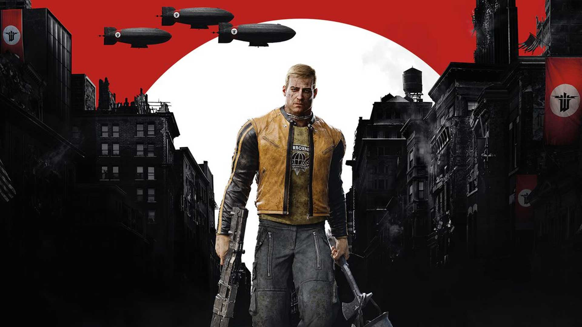 Гайд по игре Wolfenstein: The New Order - глава 6