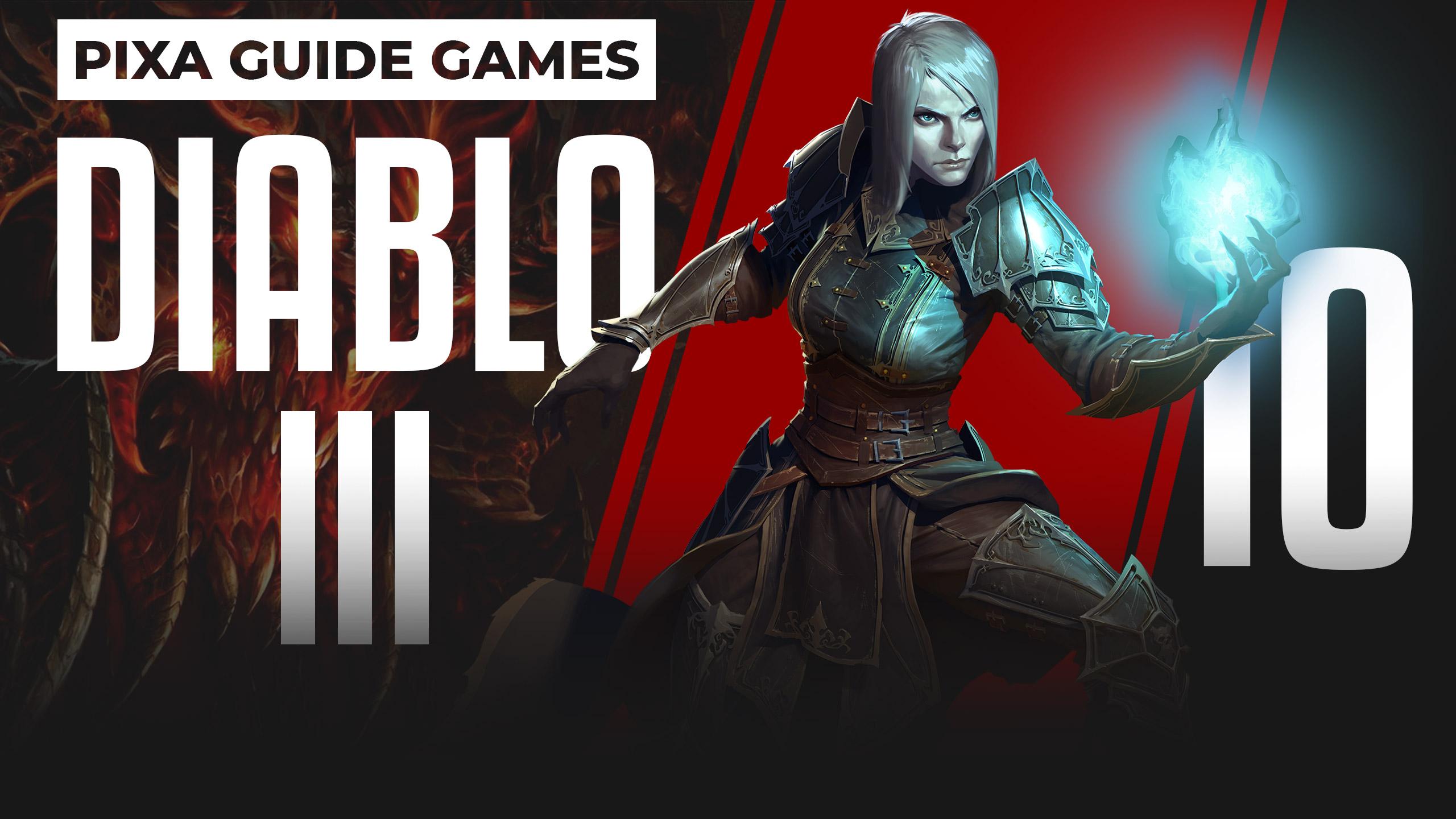 Diablo 3 | Прохождение игры | Акт 1 | Смерть Декарда Каина | 10