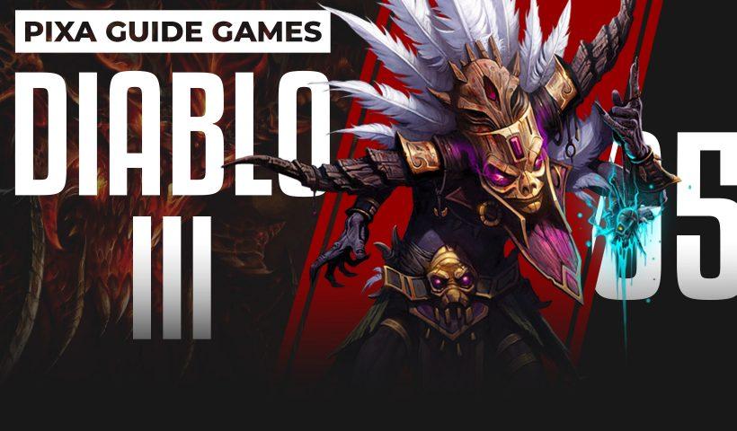 Diablo 3 | Прохождение игры | Акт I | Найти королевские гробницы | 05