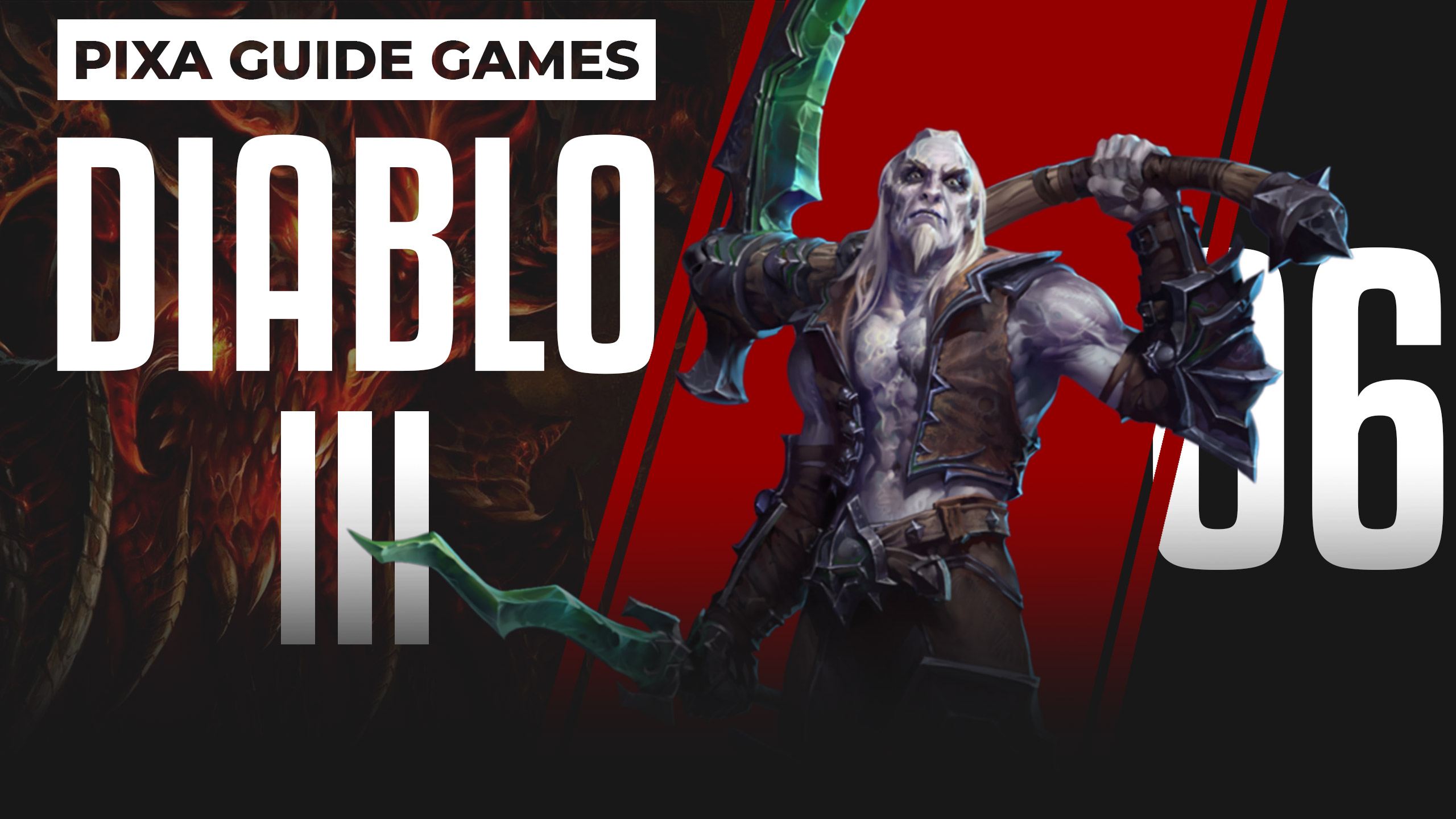 Diablo 3 | Прохождение игры | Акт I | Убить короля скелета | 06