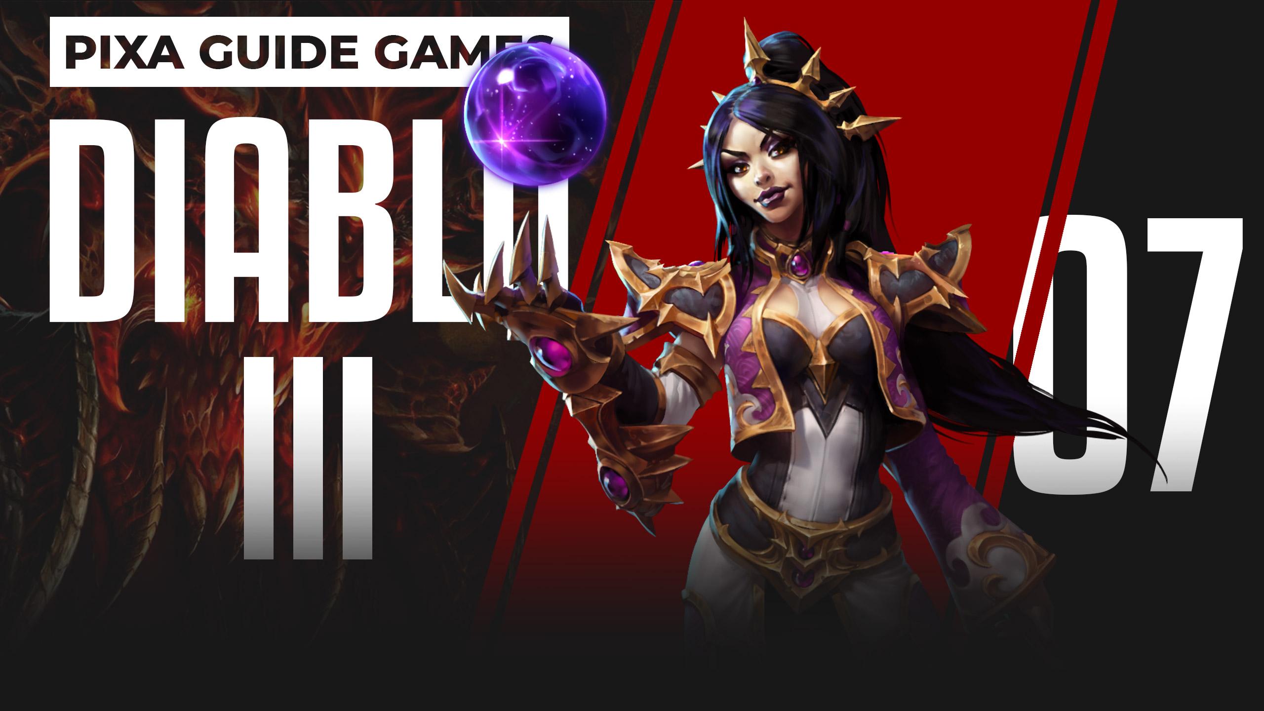 Diablo 3 | Прохождение игры | Акт 1 | Найти сияющий обломок меча | 07