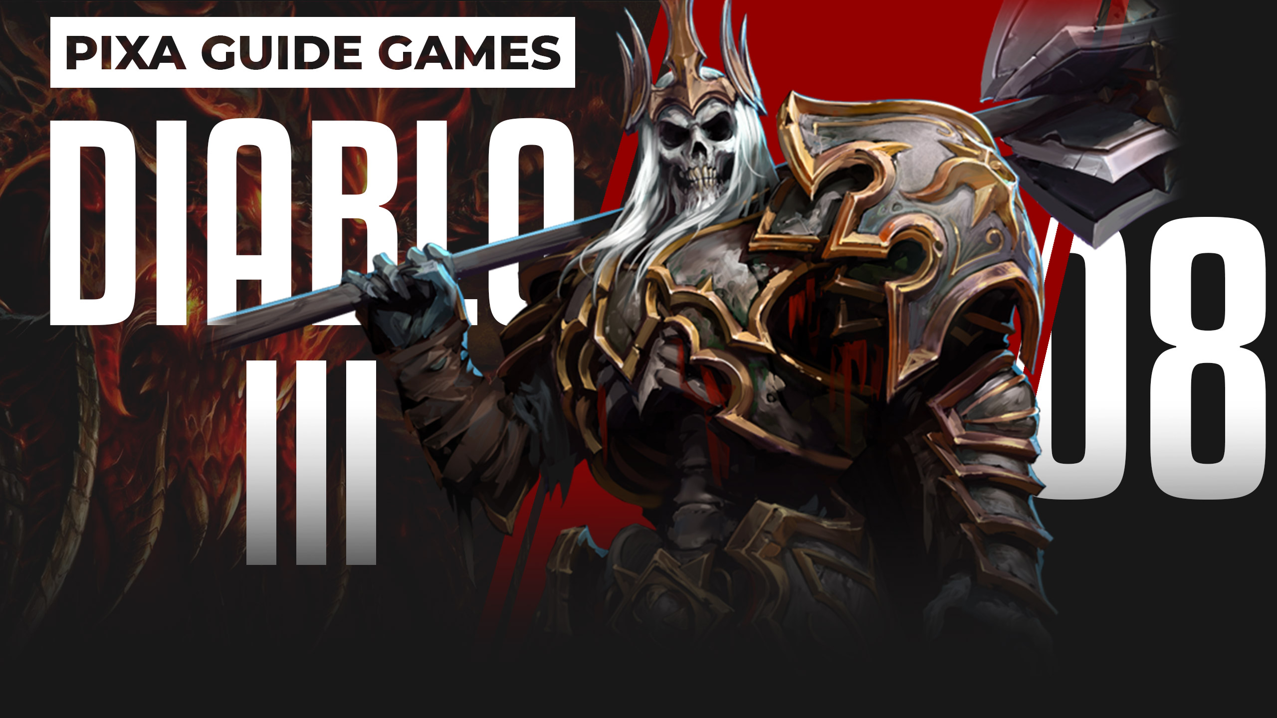 Diablo 3 | Прохождение игры | Акт i | Гниющий лес | 08